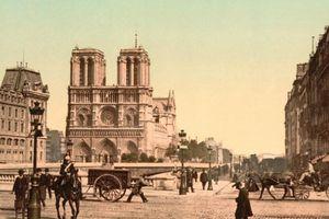 Lịch sử Nhà thờ Đức Bà Paris qua các thời kỳ