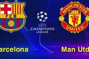 Manchester United chờ 'phép màu' trước Barcelona