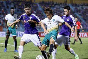Vẫn rộng cửa cho 2 đội Việt Nam tại AFC Cup