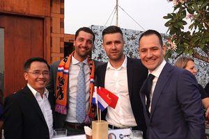 Giám đốc đối ngoại Feyenoord Rotterdam: 'Sẽ có cầu thủ HAGL chơi bóng tại Hà Lan'