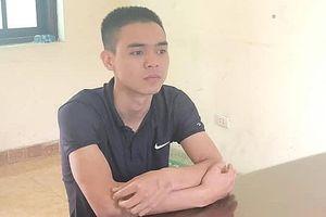 Lời khai ban đầu của đối tượng nghi hiếp dâm nữ sinh ở Bắc Ninh