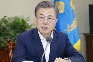 Tổng thống Hàn Quốc nóng lòng gặp ông Kim Jong-un