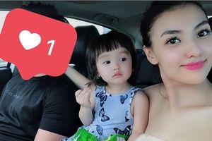 Hồng Quế tiết lộ tin nhắn chia tay từ bố của con gái