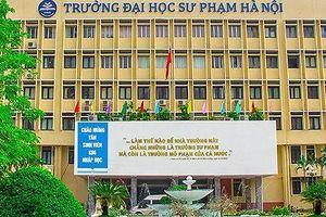 Dính gian lận thi, thủ khoa kép Đại học Sư phạm Hà Nội xin thôi học