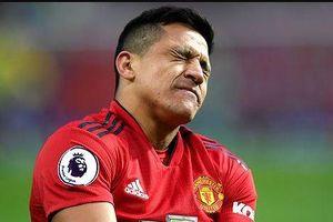 Alexis Sanchez 'đốt tiền' của M.U khủng khiếp như thế nào?