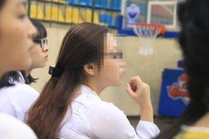 Thủ khoa 'kép' ĐH Sư phạm HN đến từ Hòa Bình được nâng 14.85 điểm