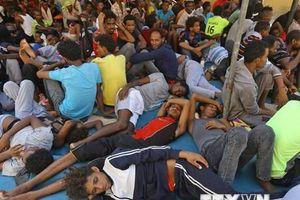 Thủ tướng Libya cảnh báo làn sóng di cư tràn vào châu Âu