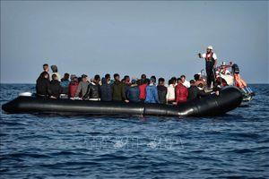 Thủ tướng Libya: Khoảng 800.000 người di cư dự kiến sẽ tràn vào châu Âu