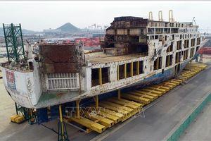 Tổng thống Hàn Quốc cam kết làm sáng tỏ vụ chìm phà Sewol