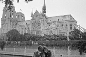 Chùm ảnh: Nét cổ kính nghìn năm của Nhà thờ Đức Bà Paris trước 'cơn bão lửa'