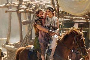 Giật mình mỹ nhân gây ra cuộc chiến thành Troy