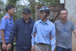 Đắk Lắk: Khởi tố người đàn ông giết vợ rồi ngụy tạo hiện trường giả