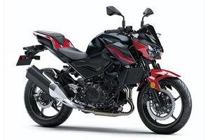 Ngắm Kawasaki Z400 ABS 2019 giá 111 triệu đồng