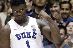 Zion Williamson mang tin vui đến cho các đội bóng tại NBA