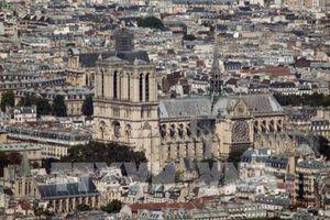 Nhà thờ Đức Bà Paris được xây dựng từ khi nào?