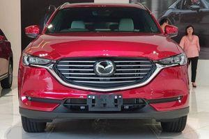 Mazda CX-8 rục rịch về nước, giá tạm tính từ 1,15 tỷ đồng