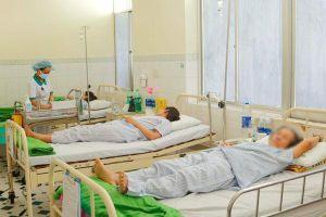 14 du khách Lào nhập viện nghi bị ngộ độc ở Đà Nẵng