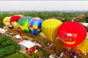 Rực rỡ lễ hội Khinh khí cầu quốc tế sắp diễn ra tại Huế
