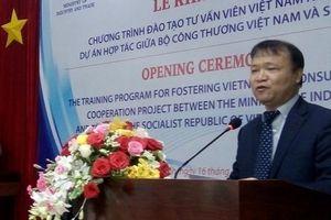 Năm 2019, Việt Nam sẽ có thêm 100 chuyên gia tư vấn về công nghiệp hỗ trợ
