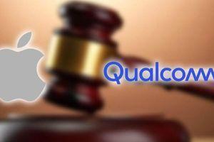 Dai dẳng cuộc đấu pháp lý hàng chục tỷ USD giữa Apple và Qualcomm