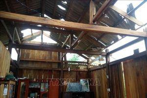Mưa dông và lốc gây thiệt hại lớn tại Tuyên Quang