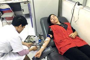 Lan tỏa những 'ngân hàng máu sống' ở Hưng Yên