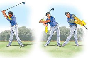 Cách tạo lag và giữ Lag trong swing golf đơn giản nhất