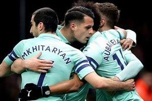 Thắng tối thiểu Watford, Arsenal trở lại top 4