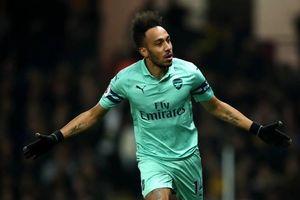 Thi đấu hơn người, Arsenal nhọc nhằn vượt qua Watford