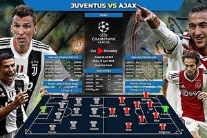 Juventus - Ajax: Lấy sức nhàn đấu sức mỏi