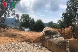 Phú Yên: Ồ ạt khai thác đá trái phép khu vực đèo Cả