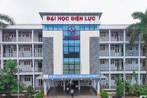 Đại học Điện lực Hà Nội buộc thôi học một thí sinh Hòa Bình