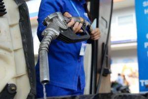 Giá xăng tăng 'khủng' hơn 1.000 đồng/lít từ 15h chiều nay