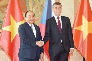 Việt Nam- CH Séc: Hợp tác hiệu quả trên nhiều lĩnh vực