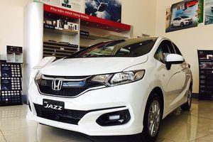 Nhiều mẫu xe ô tô Honda bất ngờ giảm giá
