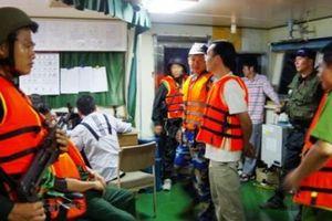 Quảng Ngãi: Có 'chống lưng' cho buôn lậu xăng dầu trên biển?