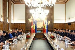 Tuyên bố chung Việt Nam - Romania
