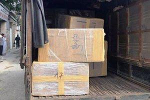 Bắt bốn đối tượng cùng hơn 700kg ma túy đá tại Nghệ An