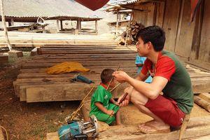 Lâm tặc phá rừng Chiềng Khừa: Kiểm lâm Mộc Châu đổ lỗi trách nhiệm
