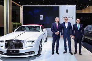 Cả dàn xe siêu sang Rolls-Royce ùn ùn đến Trung Quốc