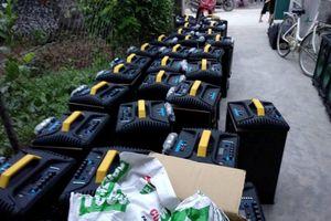Nghệ An: Khám nhà người phụ nữ phát hiện tang vật dùng để chứa hơn 700 kg ma túy