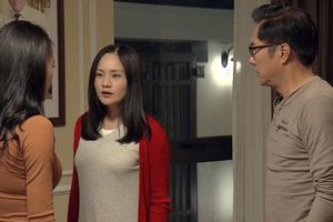 Nàng dâu order tập 4: Yến thẳng tay đuổi 'tình cũ' của Phong ra khỏi nhà