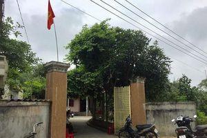 Hà Tĩnh: Nam sinh nghi bị cậu ruột đánh đã tử vong
