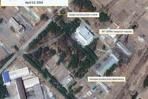 CSIS: Hình ảnh vệ tinh cho thấy hoạt động tại cơ sở hạt nhân Triều Tiên