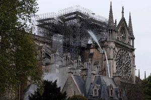Khôi phục Nhà thờ Đức Bà Paris: Cơ hội để Pháp thể hiện bước đi lịch sử táo bạo?