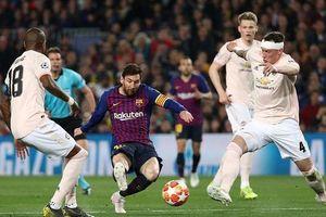Barcelona và Ajax có vé vào bán kết Champions League