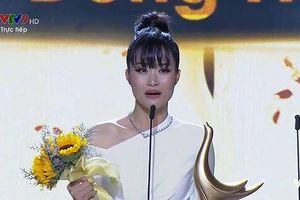 Đông Nhi đạt giải Nữ ca sĩ của năm 2019