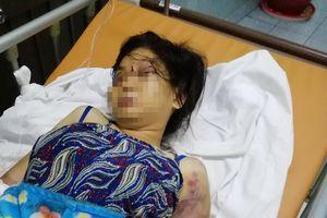 Truy bắt kẻ liên quan vụ đánh phụ nữ đến sẩy thai