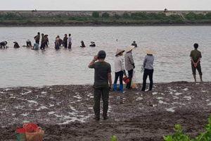 Chính quyền nói gì về thông tin 'cướp' ngao vạng ở Nam Định?