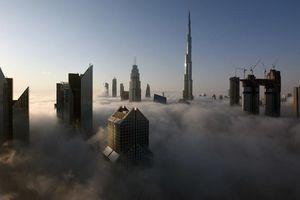 Khám phá bên trong Burj Khalifa của Dubai - tòa nhà chọc trời cao nhất thế giới